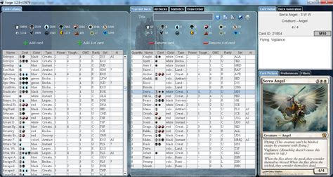 deck building mtg deck building simulator
