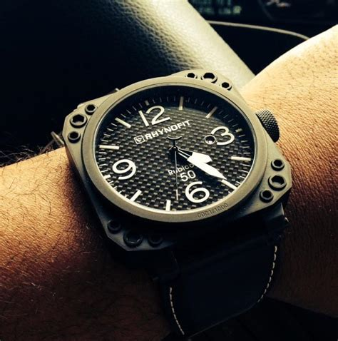 U Boat Watch Limited Edition by U Boat Thousands Of Feet Chronograph Limited Edition