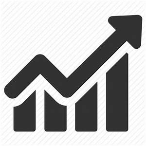 Analysis, arrow, chart, graph, growth, increase, statistic ...