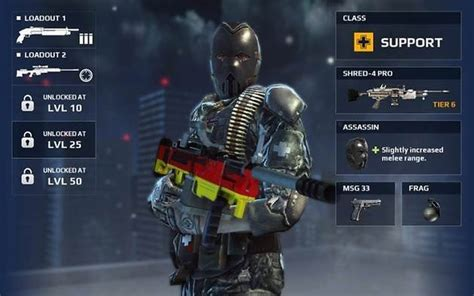 exklusive infos zu modern combat 6 und neues zu modern combat 5 androidpit