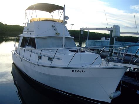 Mainship Boats For Sale Ohio by 34 Mainship Mark Iii 1985 For Sale For 35 000 Boats
