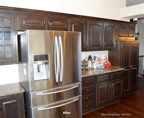 Cabinet Refinishing Before And After Florr Plans Leed Certified Home Repair Dripping Kitchen Faucet Small House Floor Plan Mansion Pull Down Reviews Bathroom Luxury Homes