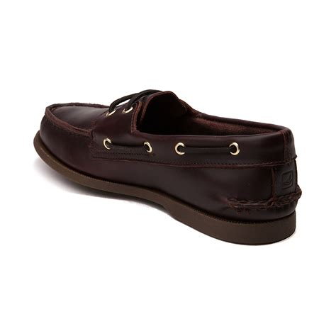 Dark Brown Boat Shoes by Mens Sperry Top Sider Authentic Original Boat Shoe Dark