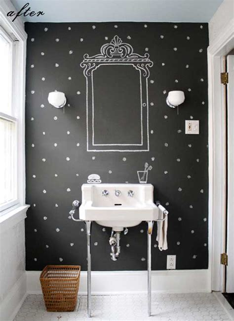 22 Chalkboard Paint Ideas Allow You To Personalize Wall