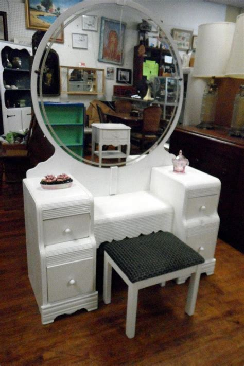 50 best images about waterfall furniture on vintage vanity bedroom sets and waterfalls