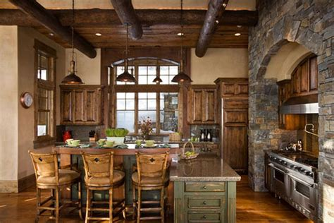 Bringing Warm Ambience In Your House With Rustic Home