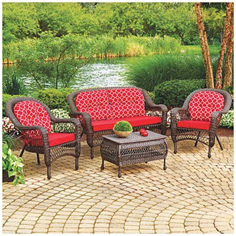 wilson fisher patio furniture wicker free home design