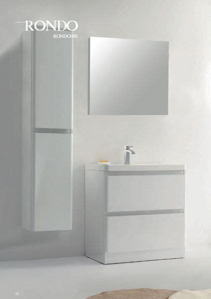 meubles lave mains robinetteries meubles sdb meuble de salle de bain 60 ou 90 cm rondo 600