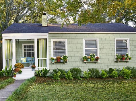 Curb Appeal Makeovers Around The Block Hgtv