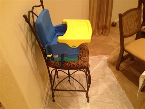 today s hint diy disposable high chair splat mats hint
