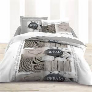 lovely parure de lit pas cher 2 personnes 4 ori housse de couette 220 x 240 cm taies
