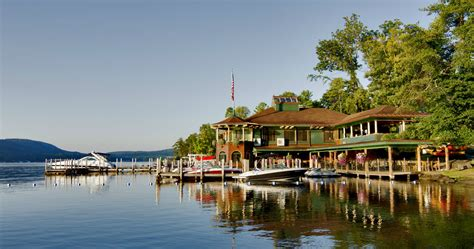 Boathouse On The Lake by Restaurants Lake George Boathouse Restaurant Lake