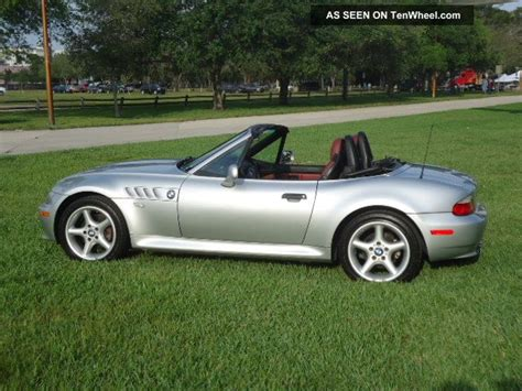 2000 Bmw Z3 Roadster Convertible 2