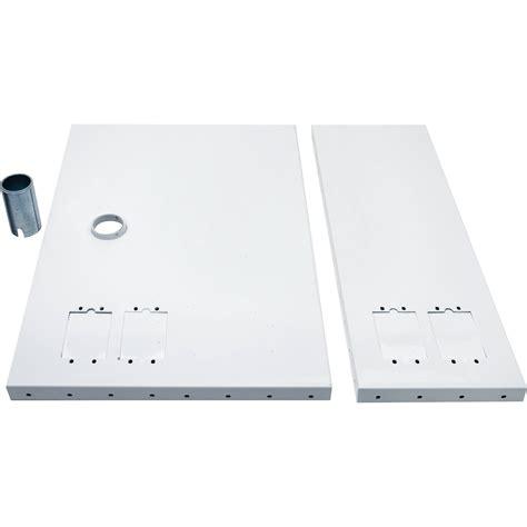 peerless av cmj455 variable position ceiling plate cmj 455 b h