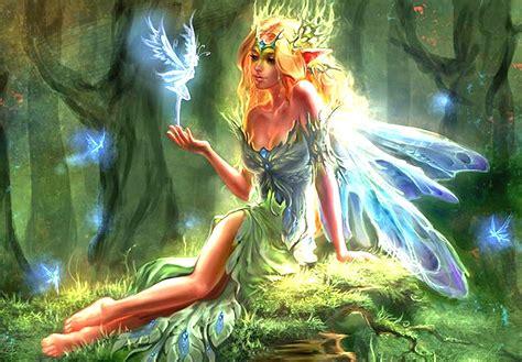Wonderful Fairy Wallpaper
