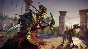 Assassin's Creed Origins Curse of the Pharaohs Launch ...