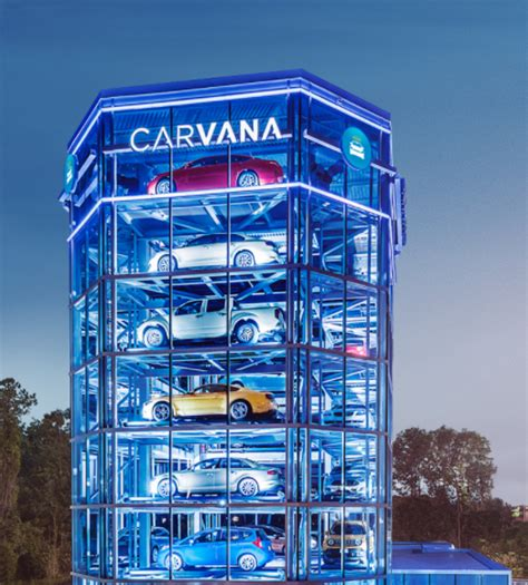 Online Car Buying With Carvana And Vroom
