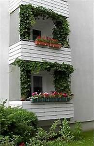 Balkon Grüner Belag : balkonbegr nung balkonbepflanzung mit balkonpflanzen ~ Markanthonyermac.com Haus und Dekorationen
