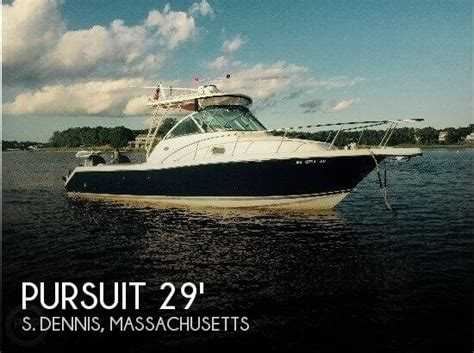 Pursuit Bay Boats by Used Walkaround Pursuit Boats For Sale Boats