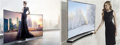 television incurv televiseur led tv design pas cher