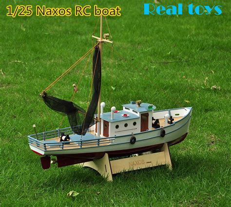 Rc Control Fishing Boat by Classic Fishing Boat Model Scale 1 25 Naxos Rc Fishing