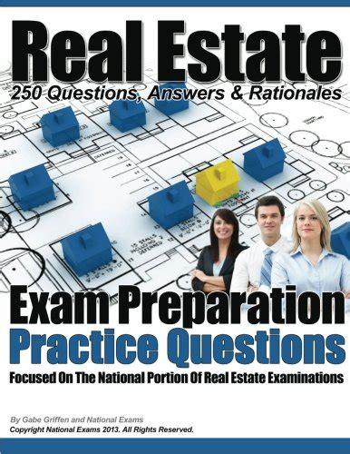 Real Estate Exam Preparation Practice Questions  9781483904788 Slugbooks
