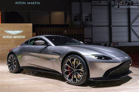 New 2018 Aston Martin Vantage Makes Geneva Debut