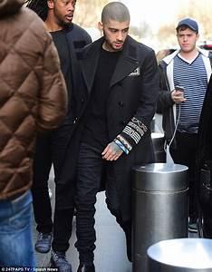 Zayn Malik cuts a suave figure in New York before The ...