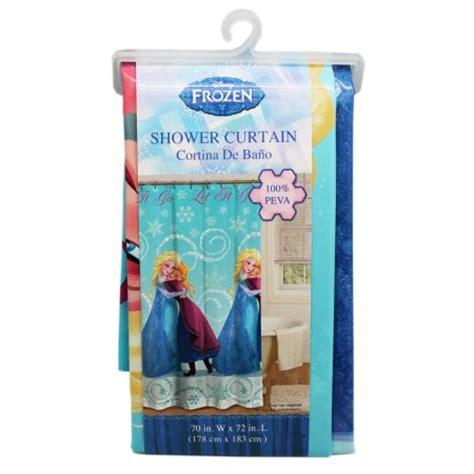 Frozen Bathroom Set At Walmart by Disney S Frozen Hugging Elsa Shower Curtain Rings