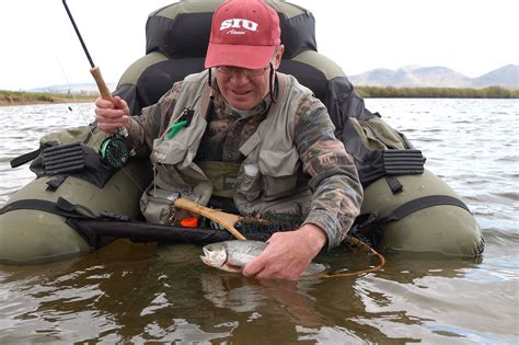 Round Belly Boat by A Boat For Every Belly Fly Fishing Flatwater