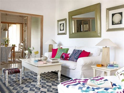 How To Home Interior Design : Pretty Tiny House In Spain « Interior Design Files