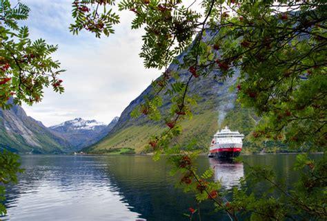 Fjord Queen Tromso by Hurtigruten Launches Autumn Gold Theme Cruise International
