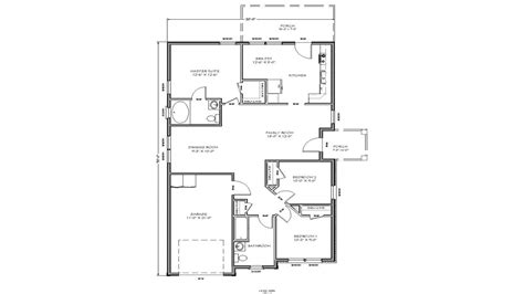 Cute Small House Plans Small House Floor Plan, Very Small