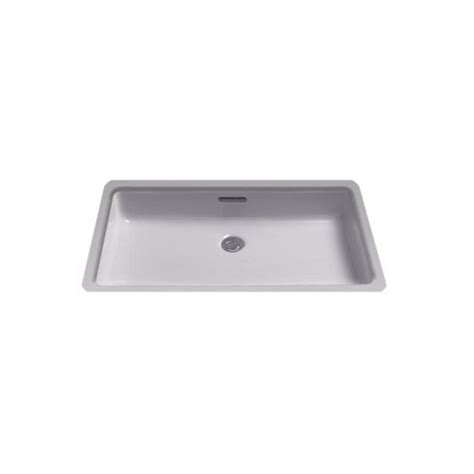 Small Rectangular Undermount Bathroom Sink by Toto 21 In Rectangular Undermount Bathroom Sink With
