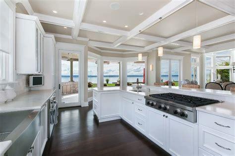 Coastal Living On Fox Island  Traditional Kitchen