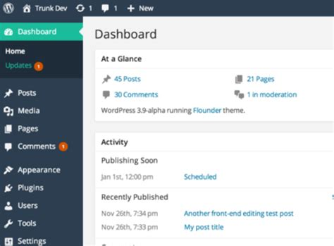 How To Customize The Wordpress Admin To Your Needs