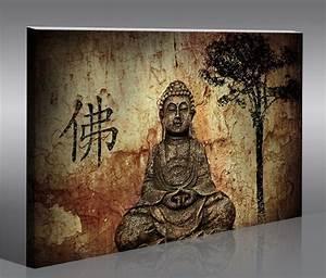 Bild 3 Teilig Auf Leinwand : buddha v10 100 bild bilder auf leinwand wandbild poster ebay ~ Markanthonyermac.com Haus und Dekorationen