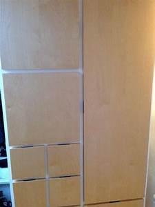 Ikea Möbel Weiß : rakke ikea kleiderschrank schrank birke wei in m nchen ikea m bel kaufen und verkaufen ber ~ Markanthonyermac.com Haus und Dekorationen