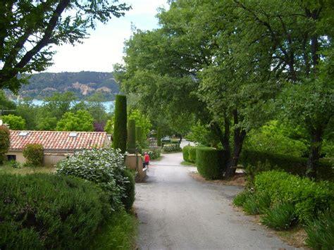 panoramio photo of cingplatz carav la source in f 83630 les salles sur verdon