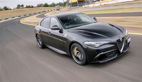 2017 Alfa Romeo Giulia Quadrifoglio track review CarAdvice