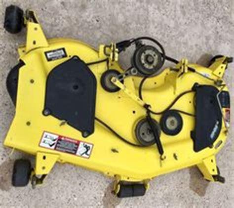 deere af bagging kit 48c 48x mower gt235 gt245 deere mower decks