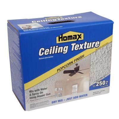 homax 13 lb mix popcorn ceiling texture 8560 30 the home depot