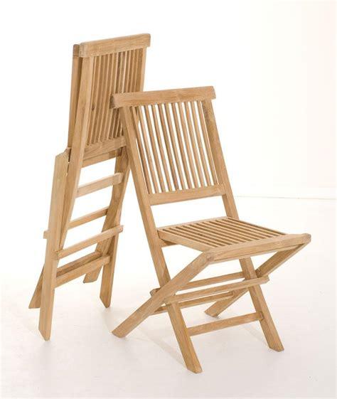 salon de jardin en teck sumbara 19 1 table ronde et 2 chaises pliantes