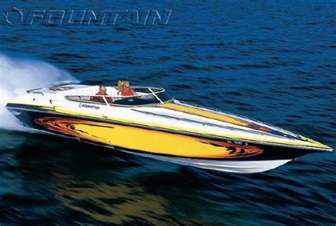 35 Ft Fountain Boats For Sale by Fountain 35 Lightning Boats For Sale Yachtworld
