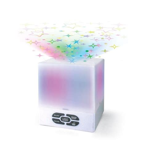 baby light projector lifemax projector cube light mood relax gentle