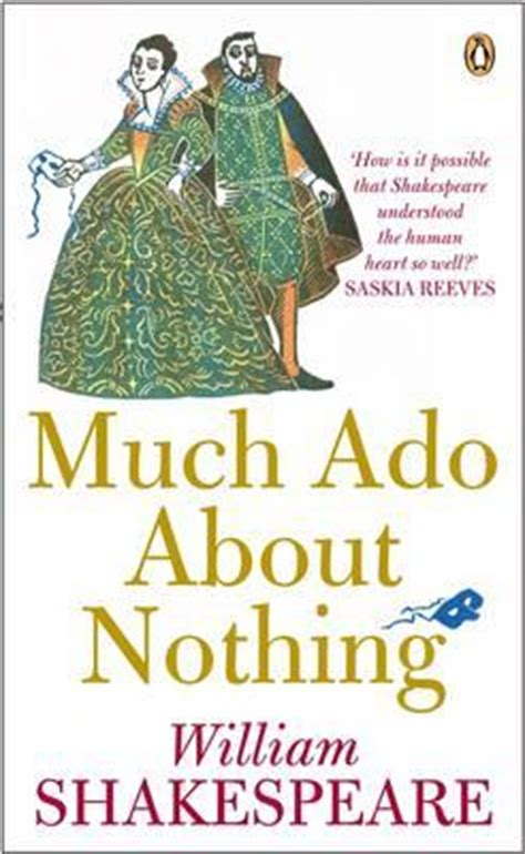 much ado about nothing william shakespeare 9780141012308