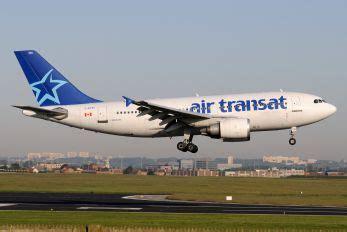 c gtsx air transat airplane pictures net