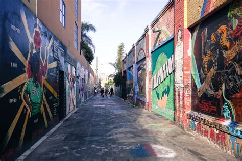 in pictures clarion alley s sfhog