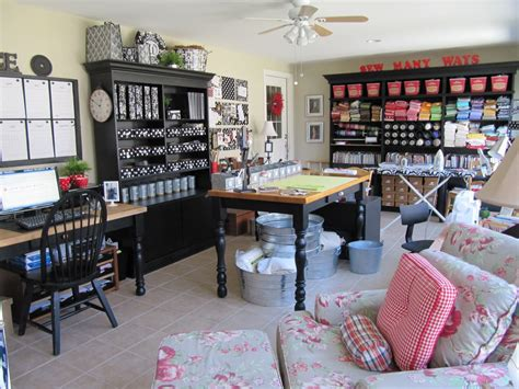 Erika's Chiquis Sewing Room Inspiration