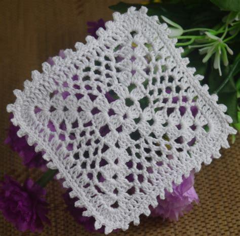 achetez en gros napperon au crochet carr 233 en ligne 224 des grossistes napperon au crochet carr 233